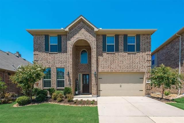 16629 Toledo Bend Court, Prosper, TX 75078 (MLS #14406408) :: Tenesha Lusk Realty Group