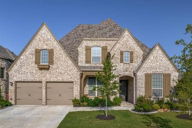 2201 Overton Park Drive, Prosper, TX 75078 (MLS #14406417) :: Tenesha Lusk Realty Group