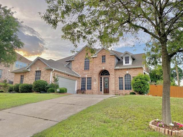 633 Ten Mile Drive, Desoto, TX 75115 (MLS #14406420) :: The Heyl Group at Keller Williams