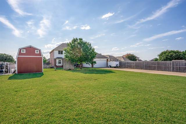 3805 Marshfield Drive, Richardson, TX 75082 (MLS #14406426) :: The Good Home Team