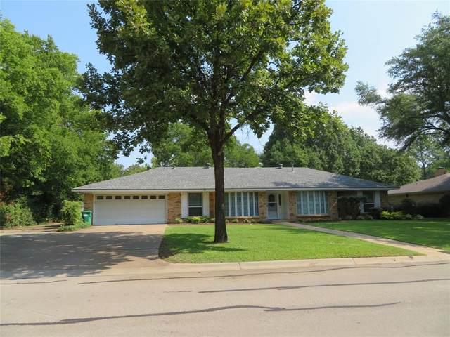 710 Magnolia Street, Denton, TX 76201 (MLS #14406433) :: The Good Home Team