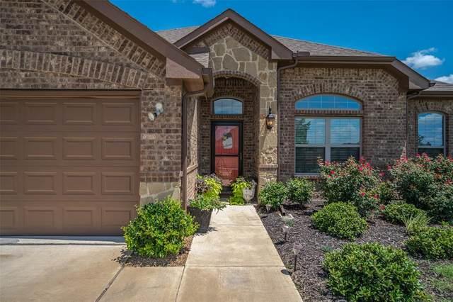 119 Stoneridge Drive, Crandall, TX 75114 (MLS #14406449) :: The Kimberly Davis Group