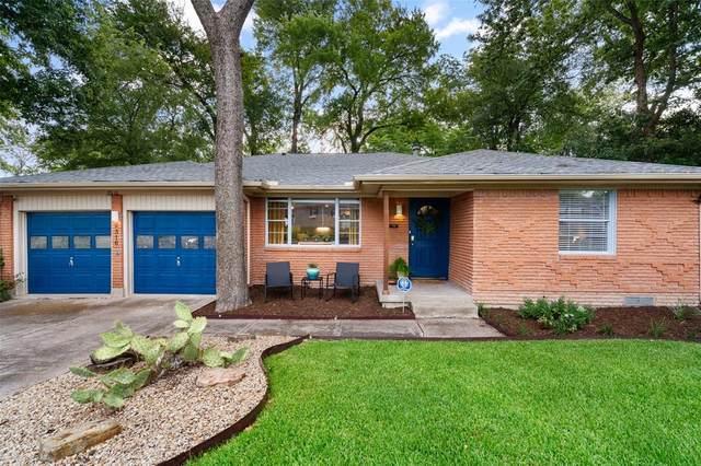 2316 Chart Drive, Dallas, TX 75228 (MLS #14406457) :: Frankie Arthur Real Estate