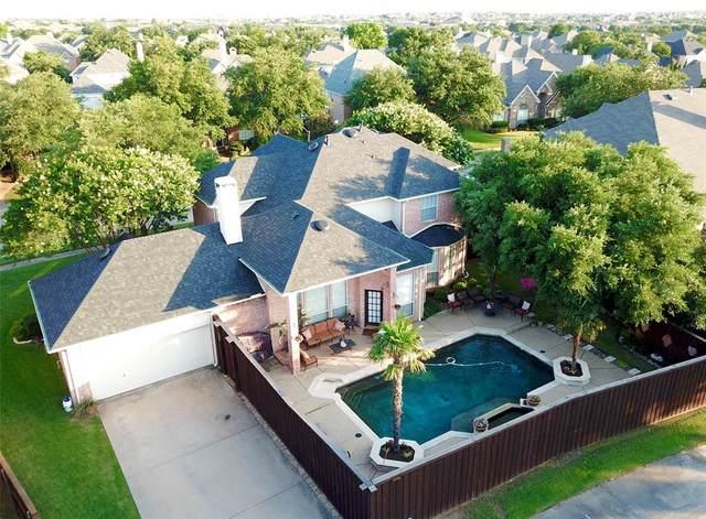 1330 Westchester Drive, Coppell, TX 75019 (MLS #14406461) :: Team Tiller
