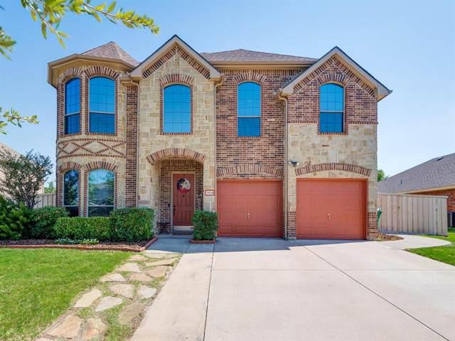 3804 Springfield Street, Denton, TX 76208 (MLS #14406477) :: The Rhodes Team