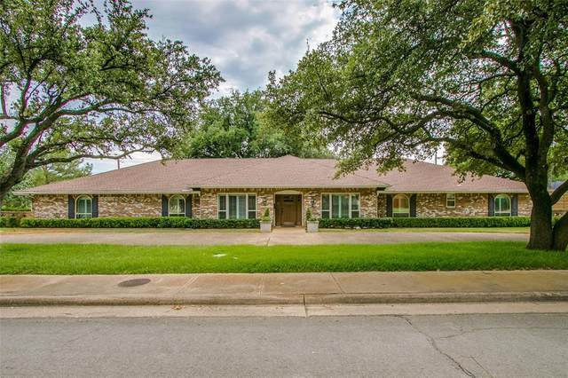 3788 Jubilee Trail, Dallas, TX 75229 (MLS #14406480) :: The Heyl Group at Keller Williams