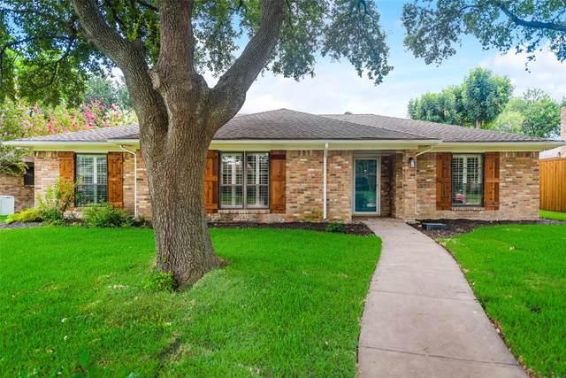 2110 Bengal Lane, Plano, TX 75023 (MLS #14406488) :: Frankie Arthur Real Estate