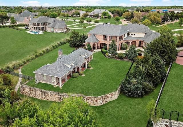 1720 Bison Meadow Lane, Heath, TX 75032 (MLS #14406492) :: RE/MAX Landmark