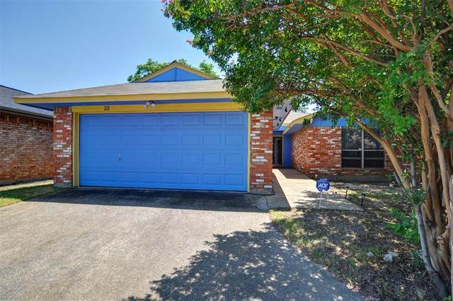 22 Green Tee Court, Pantego, TX 76013 (MLS #14406498) :: The Chad Smith Team