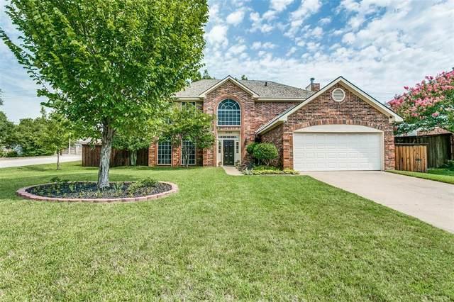 3226 Mapleridge Drive, Grapevine, TX 76051 (MLS #14406504) :: Team Hodnett