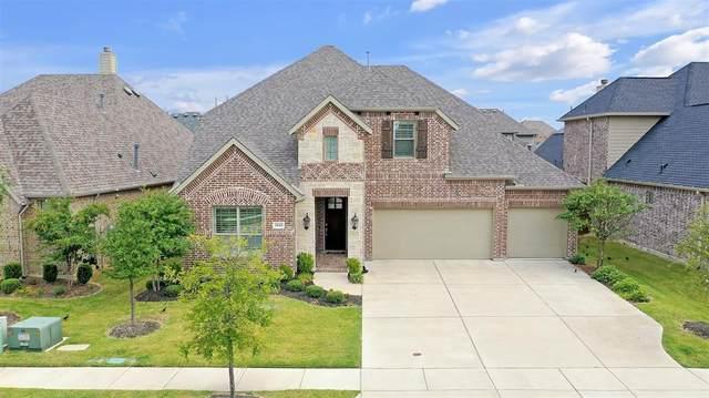 1645 Olive Avenue, Celina, TX 75009 (MLS #14406508) :: The Heyl Group at Keller Williams