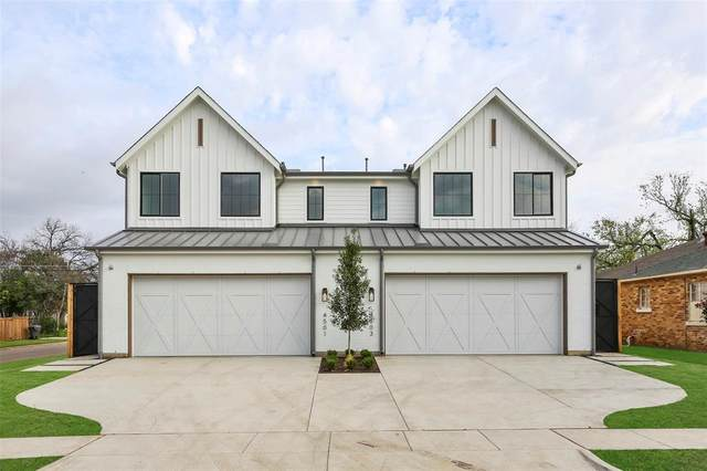 4503 Hopkins Avenue, Dallas, TX 75209 (MLS #14406515) :: The Kimberly Davis Group