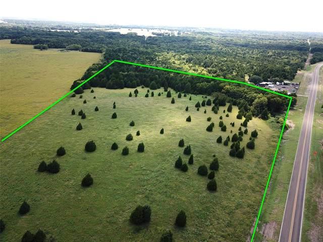 3096 Tbd, Kerens, TX 75144 (MLS #14406526) :: Trinity Premier Properties
