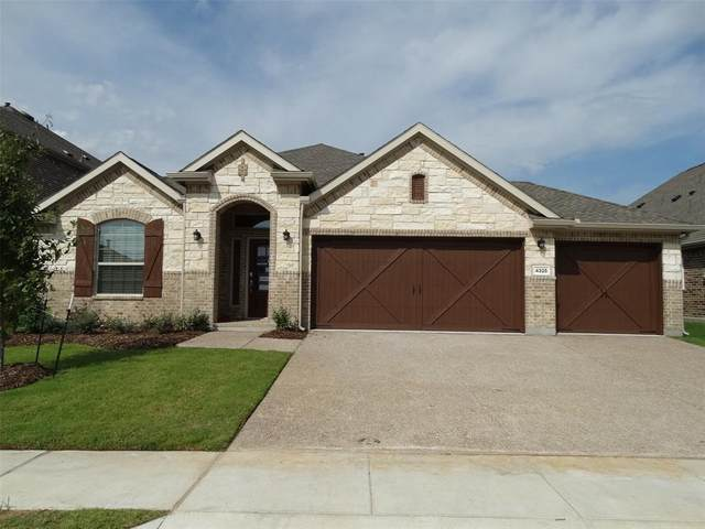 4325 Coffee Mill Road, Celina, TX 75078 (MLS #14406530) :: Tenesha Lusk Realty Group