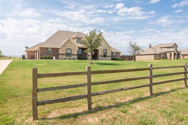8917 County Road 915, Godley, TX 76044 (MLS #14406537) :: The Heyl Group at Keller Williams