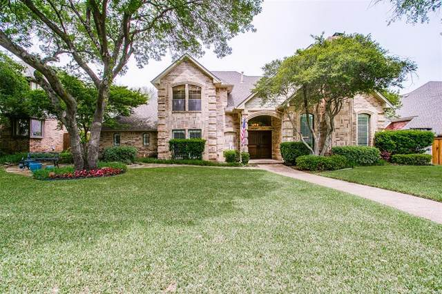 5833 Gallant Fox Lane, Plano, TX 75093 (MLS #14406538) :: Hargrove Realty Group