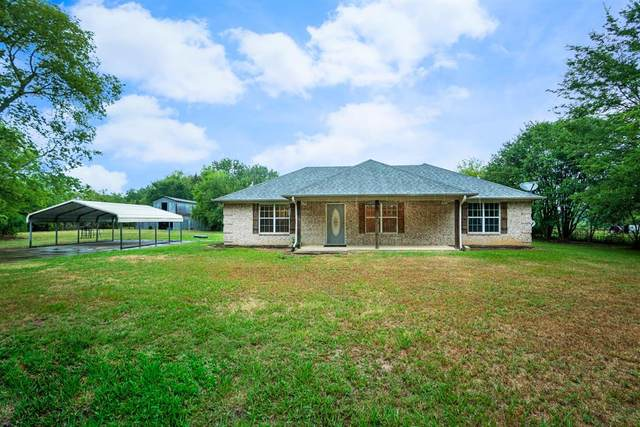 156 County Rd 1355, Mount Pleasant, TX 75455 (MLS #14406544) :: All Cities USA Realty