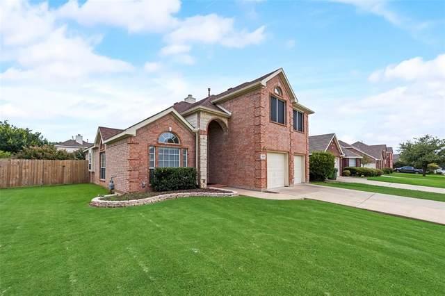 1506 Kendal Drive, Mansfield, TX 76063 (MLS #14406546) :: The Heyl Group at Keller Williams