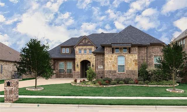 1009 Merion Drive, Fort Worth, TX 76028 (MLS #14406549) :: Tenesha Lusk Realty Group