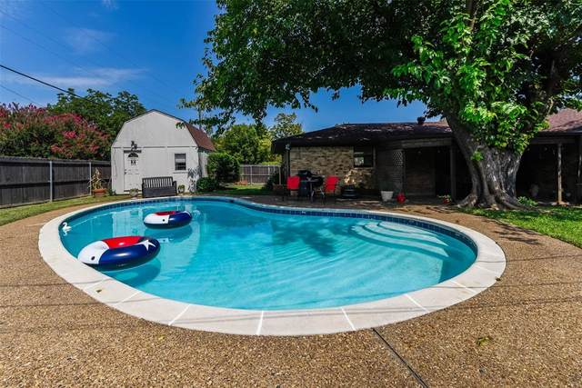 2901 Sidney Drive, Denison, TX 75020 (MLS #14406566) :: RE/MAX Pinnacle Group REALTORS