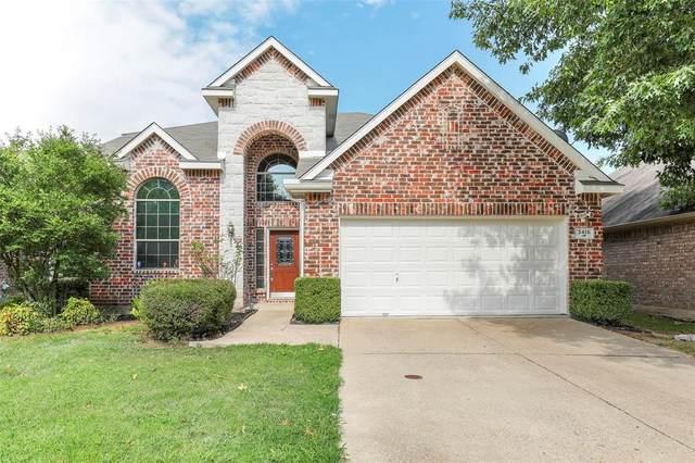 3416 Trinity View Drive, Mckinney, TX 75071 (MLS #14406570) :: Frankie Arthur Real Estate