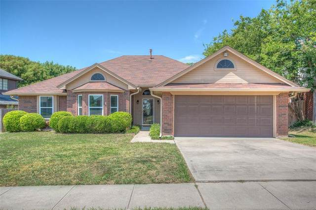 7108 Summerset Drive, Benbrook, TX 76126 (MLS #14406584) :: The Heyl Group at Keller Williams