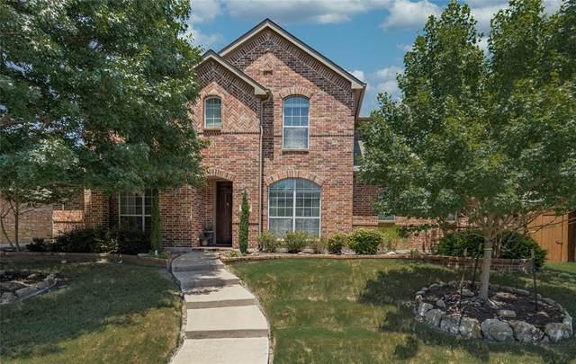 7509 Kallan Drive, Rowlett, TX 75089 (MLS #14406588) :: Front Real Estate Co.
