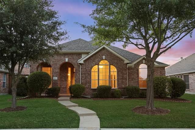 2954 La Vista Lane, Frisco, TX 75033 (MLS #14406610) :: Frankie Arthur Real Estate