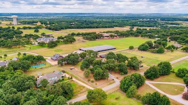 1231 Latigo Lane, Bartonville, TX 75022 (MLS #14406612) :: Team Hodnett