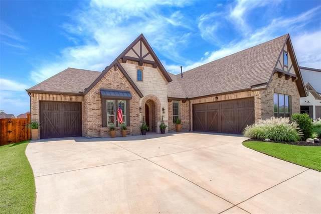 1649 Prairie Ridge Road, Aledo, TX 76008 (MLS #14406632) :: Tenesha Lusk Realty Group