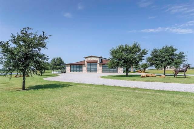 6345 Trietsch Road, Denton, TX 76266 (MLS #14406640) :: The Good Home Team