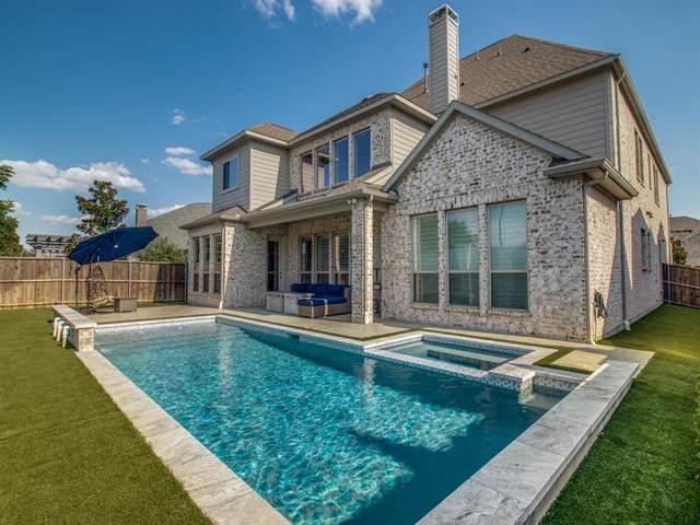 2662 Berry Brook Lane, Frisco, TX 75034 (MLS #14406650) :: The Good Home Team