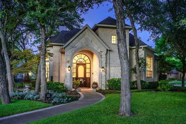 4705 Greenbriar Circle, Rockwall, TX 75032 (MLS #14406653) :: Real Estate By Design