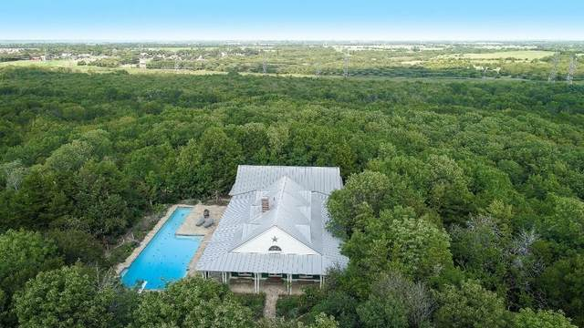 12101 Dark Hollow Rd Road, Rockwall, TX 75087 (MLS #14406676) :: The Heyl Group at Keller Williams