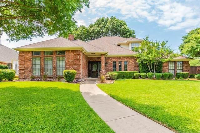 3916 Nantucket Drive, Plano, TX 75023 (MLS #14406699) :: Frankie Arthur Real Estate