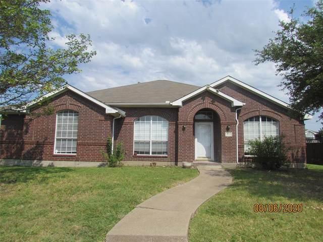2809 Creek Crossing Road, Mesquite, TX 75181 (MLS #14406705) :: The Heyl Group at Keller Williams