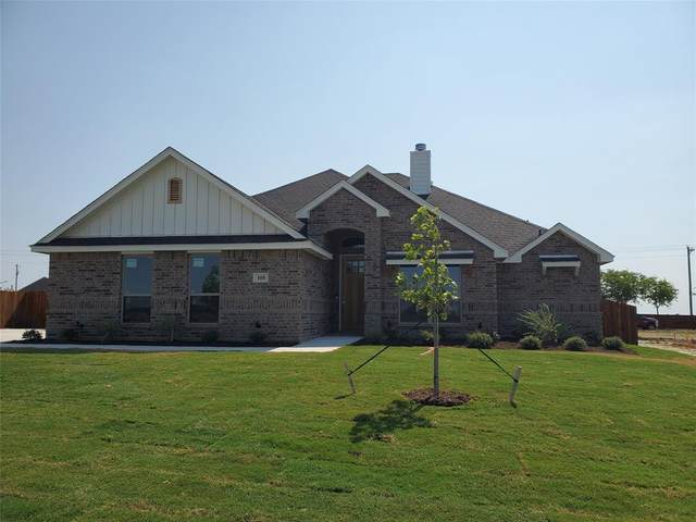108 Saddle Ridge, Godley, TX 76044 (MLS #14406715) :: The Heyl Group at Keller Williams
