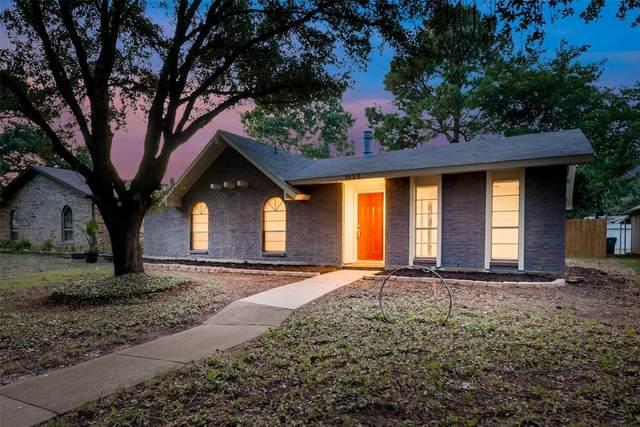 1533 Camelia Drive, Lewisville, TX 75067 (MLS #14406717) :: Frankie Arthur Real Estate