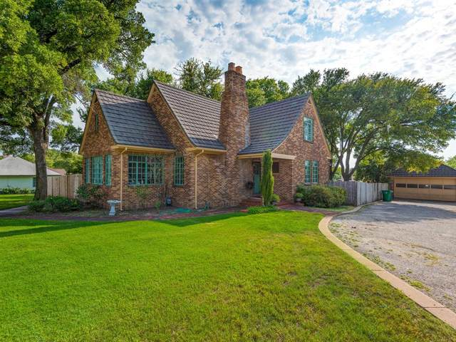 705 N Trinity Street, Decatur, TX 76234 (MLS #14406721) :: The Mauelshagen Group