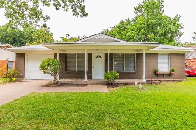 2737 Morgan Street, Irving, TX 75062 (MLS #14406722) :: The Heyl Group at Keller Williams