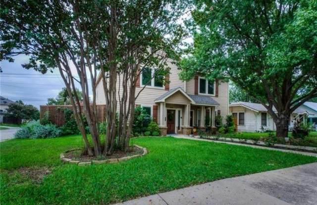 4801 Birchman Avenue, Fort Worth, TX 76107 (MLS #14406728) :: Robbins Real Estate Group
