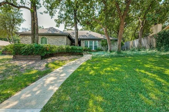 4320 Willow Bend Drive, Arlington, TX 76017 (MLS #14406738) :: The Mauelshagen Group