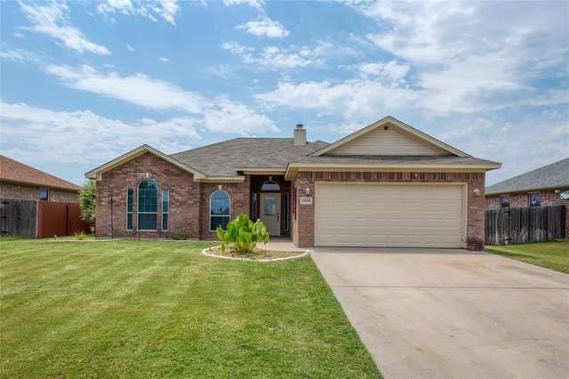 1845 Roadrunner Drive, Weatherford, TX 76085 (MLS #14406742) :: The Mauelshagen Group