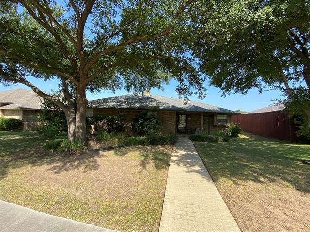 1707 Dogwood Drive, Carrollton, TX 75007 (MLS #14406805) :: Tenesha Lusk Realty Group