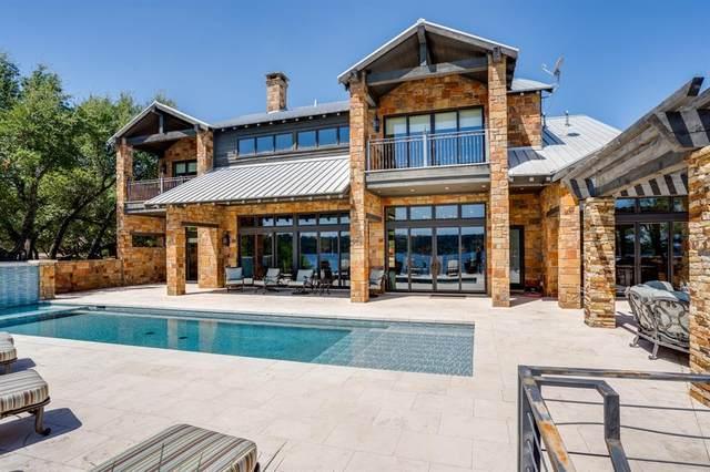 13 Estates Lane, Graford, TX 76449 (MLS #14406811) :: Trinity Premier Properties