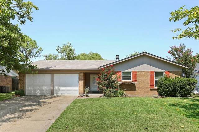 7213 Winchester Road, North Richland Hills, TX 76182 (MLS #14406840) :: The Heyl Group at Keller Williams