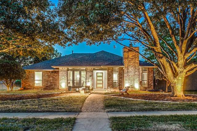 4105 Dickerson Court, Plano, TX 75093 (MLS #14406848) :: The Heyl Group at Keller Williams