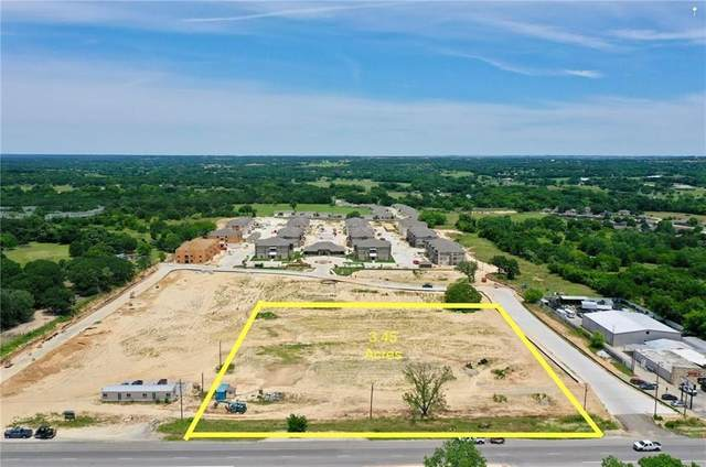 1801 Fort Worth Highway, Weatherford, TX 76086 (MLS #14406865) :: The Mauelshagen Group