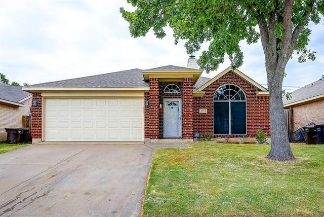 8613 San Joaquin Trail, Fort Worth, TX 76118 (MLS #14406884) :: The Heyl Group at Keller Williams