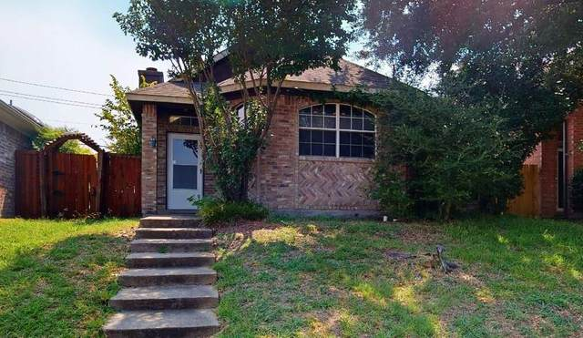 920 Winchester Lane, Mesquite, TX 75181 (MLS #14406907) :: The Heyl Group at Keller Williams